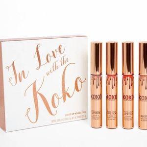 Kylie cosmetics In love with koko SUGAR PLUM